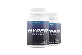 Hyper Male Force 2 Bottles