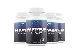 Hyper Male Force 4 Bottles